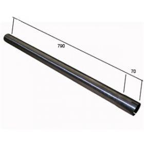 uitlaatmontage buis straight 50 mm 790