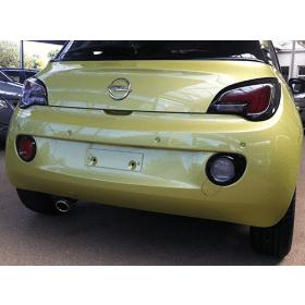 Uitlaatsierstuk Opel Adam